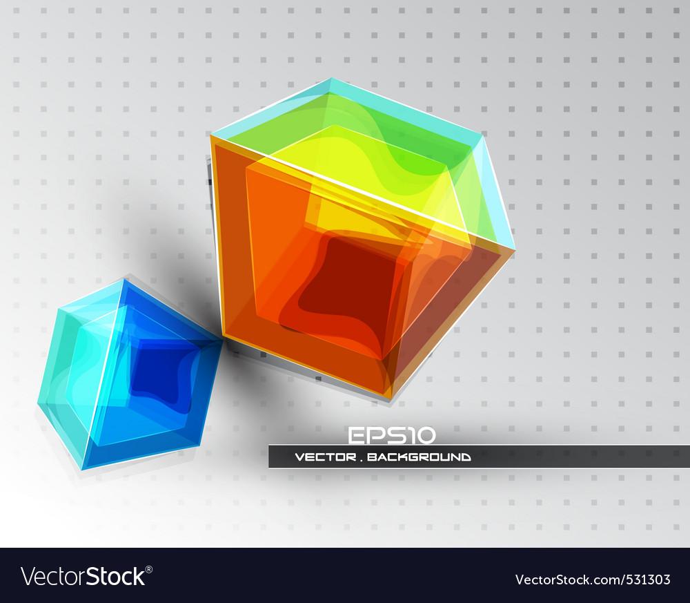 3d cubes vector   Price: 1 Credit (USD $1)