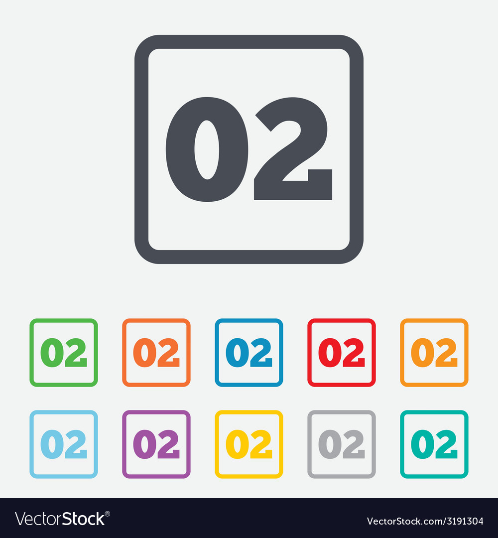 Second step sign loading process symbol vector | Price: 1 Credit (USD $1)