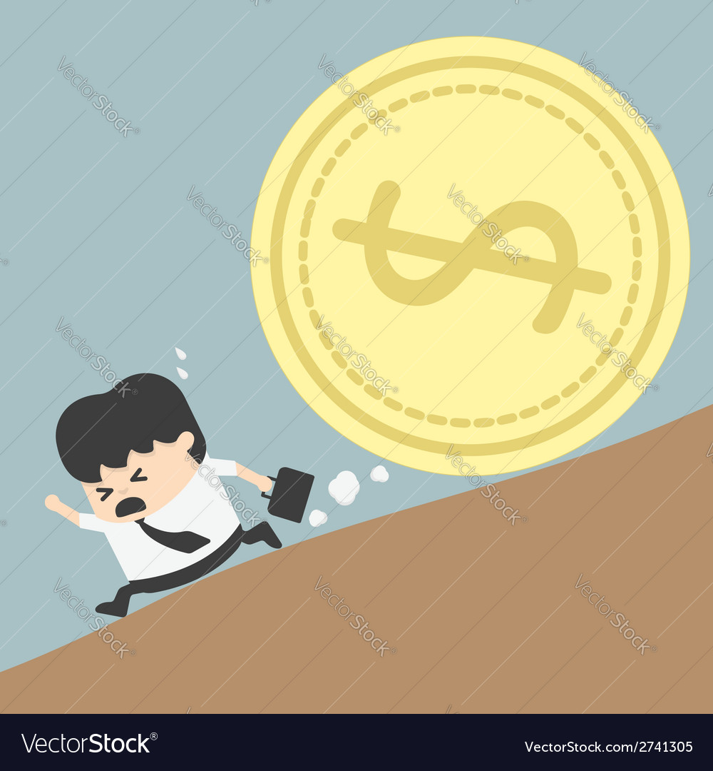 Money trap vector | Price: 1 Credit (USD $1)