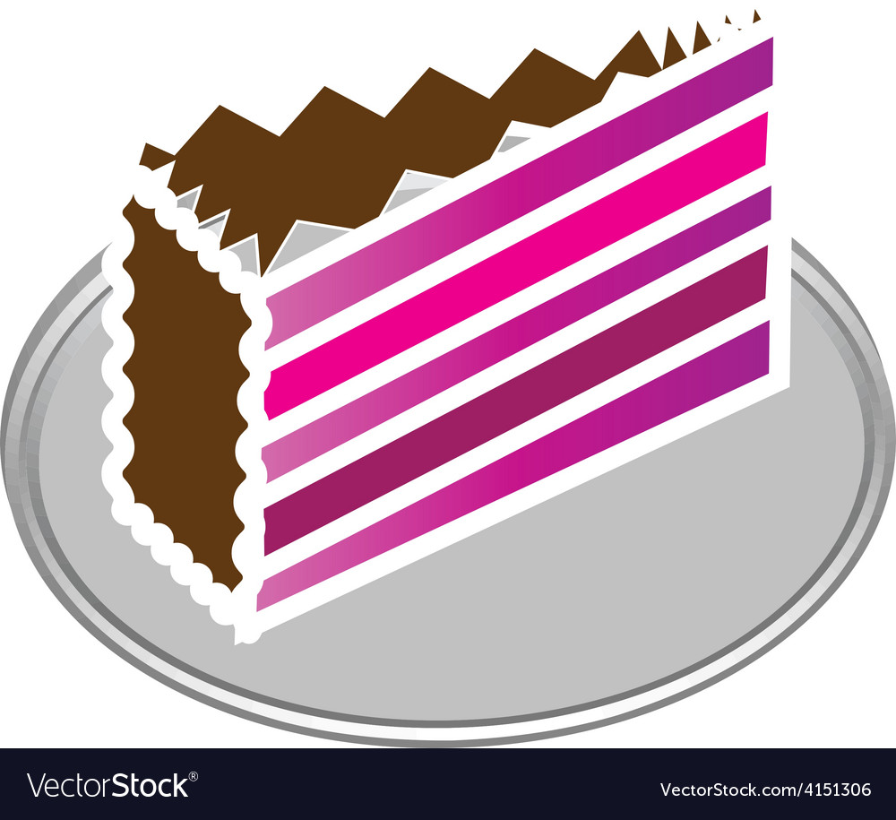 Purple cake vector   Price: 1 Credit (USD $1)