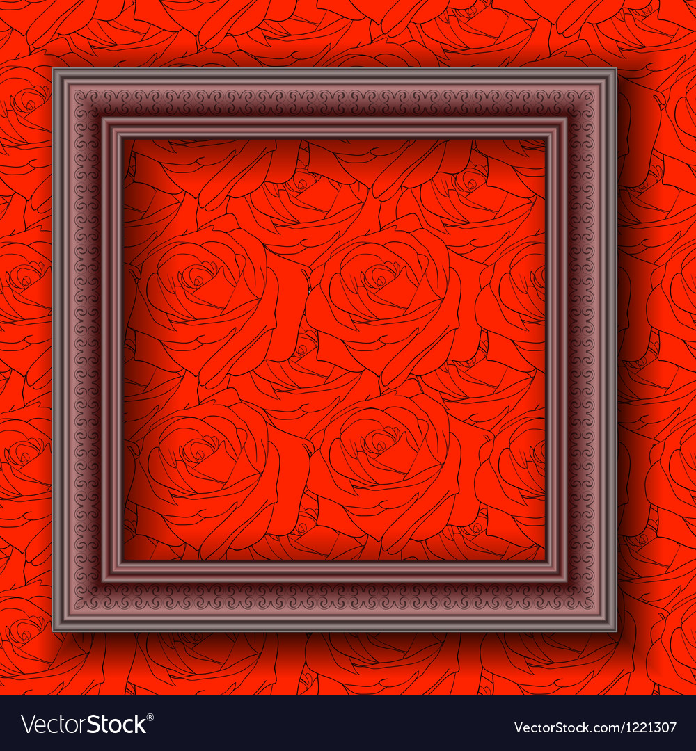 Frames on the wall vector | Price: 1 Credit (USD $1)