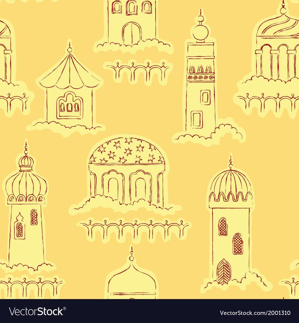 Arabic pattern vector | Price: 1 Credit (USD $1)