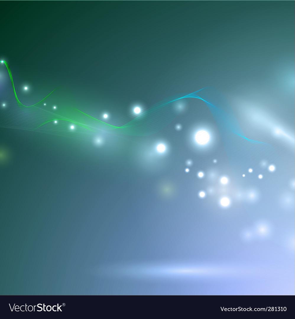 Glowing lines vector | Price: 1 Credit (USD $1)