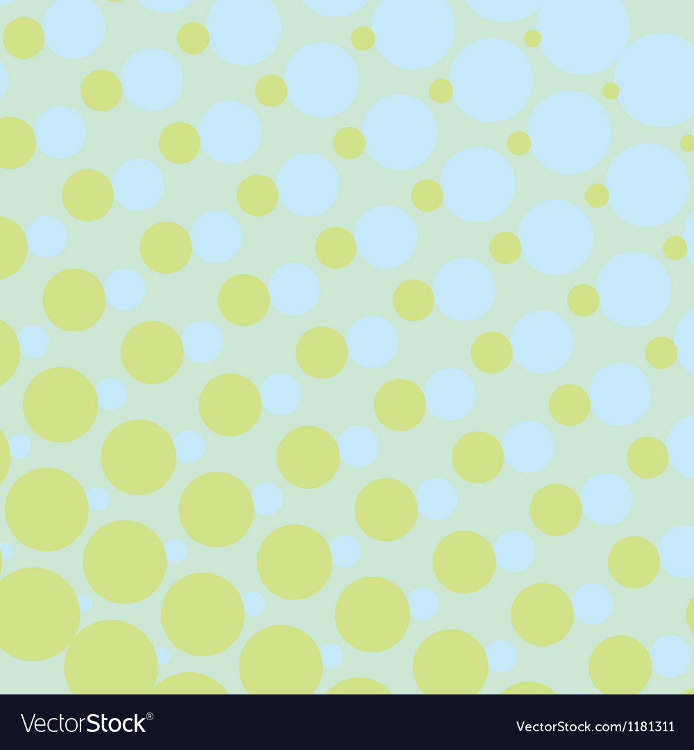 Background with green and blue dots vector   Price: 1 Credit (USD $1)