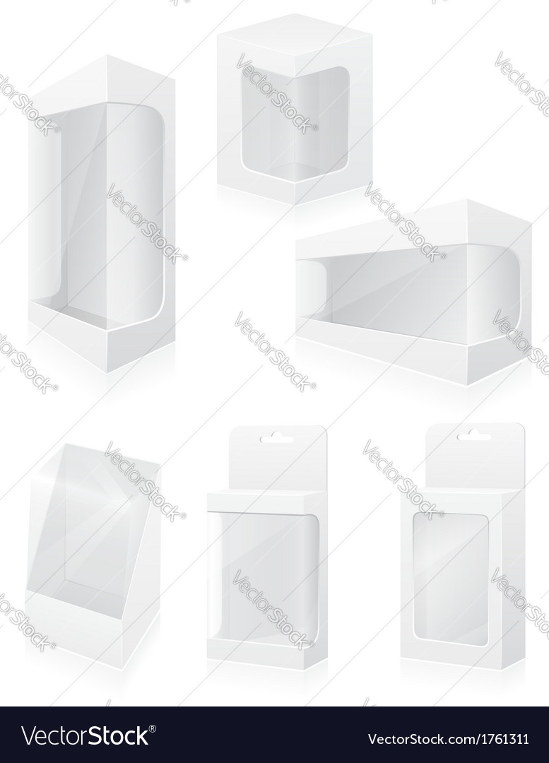 Packing box 31 vector | Price: 1 Credit (USD $1)