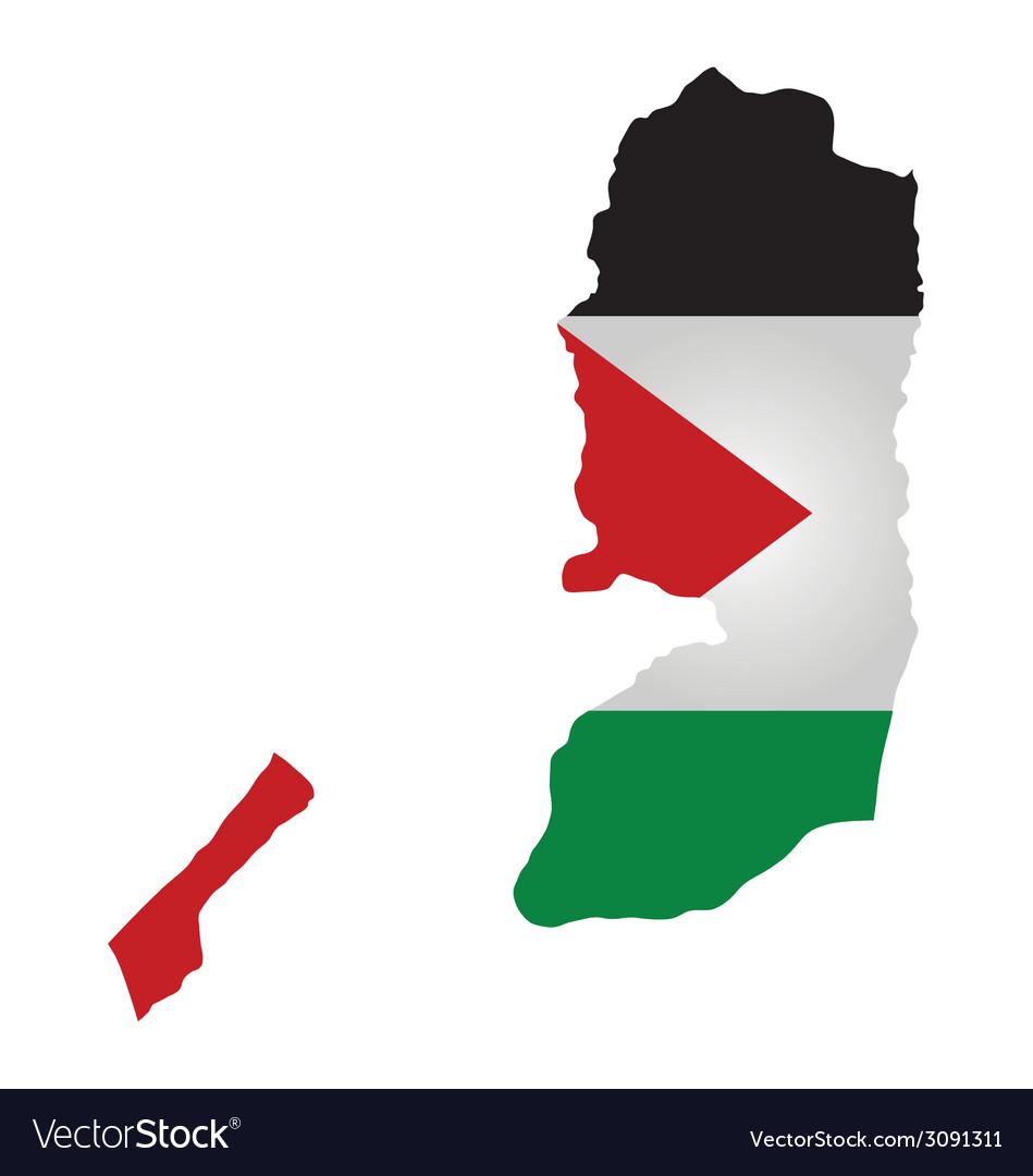 Palestine flag vector   Price: 1 Credit (USD $1)