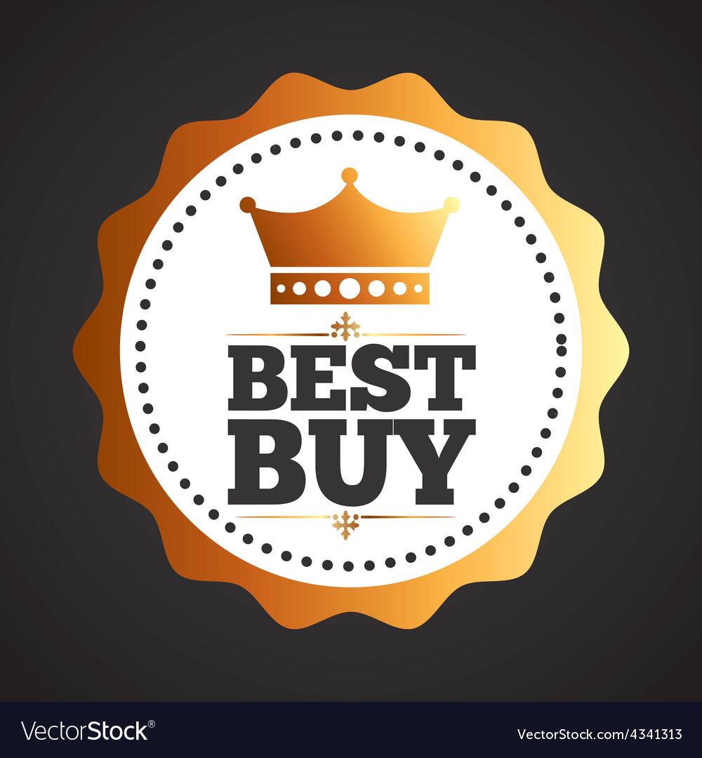 Best buy vector | Price: 1 Credit (USD $1)