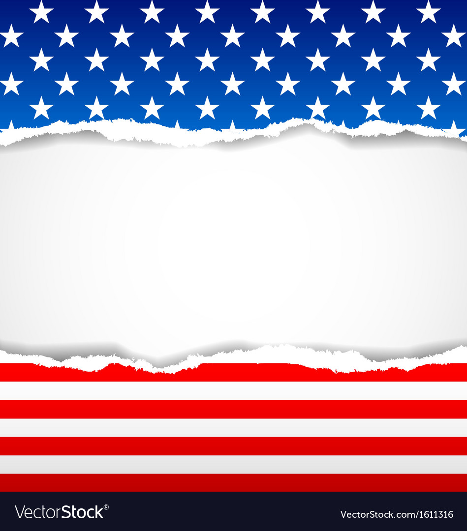 American background vector | Price: 1 Credit (USD $1)