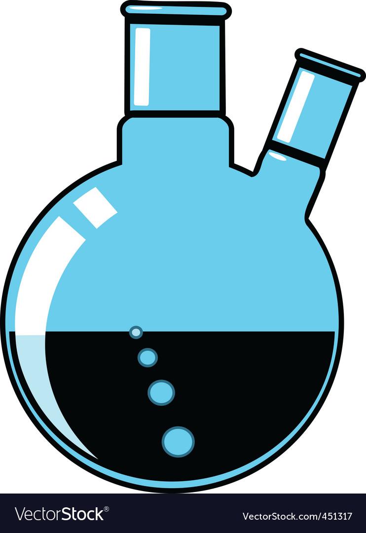 Laboratory glassware vector   Price: 1 Credit (USD $1)