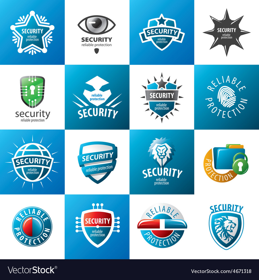 Biggest collection of logo design protection vector | Price: 3 Credit (USD $3)