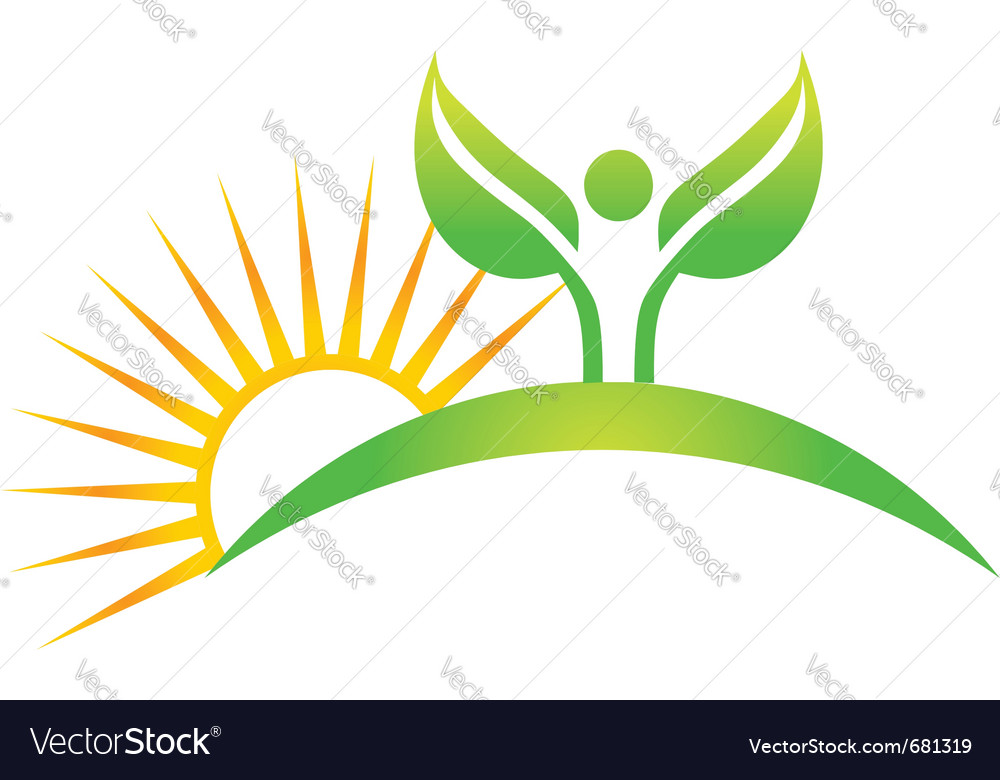 Wellness spirit vector | Price: 1 Credit (USD $1)