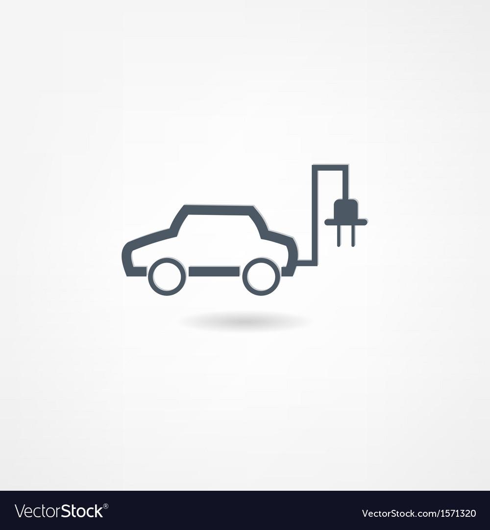 Car icon vector | Price: 1 Credit (USD $1)