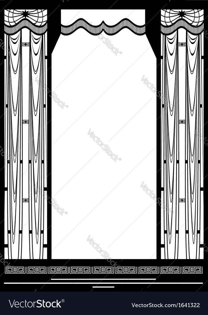 Grid frame vector | Price: 1 Credit (USD $1)