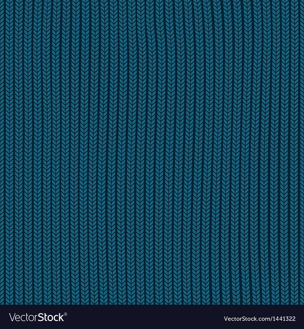 Seamless knitting pattern vector | Price: 1 Credit (USD $1)