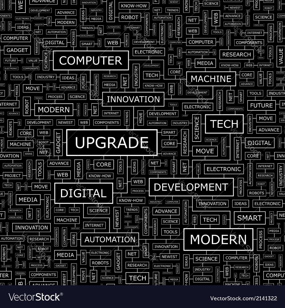 Upgrade vector | Price: 1 Credit (USD $1)