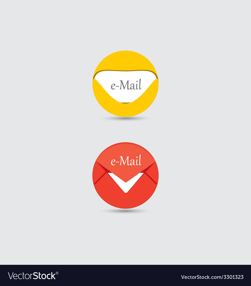 Email icon 2 vector | Price: 1 Credit (USD $1)