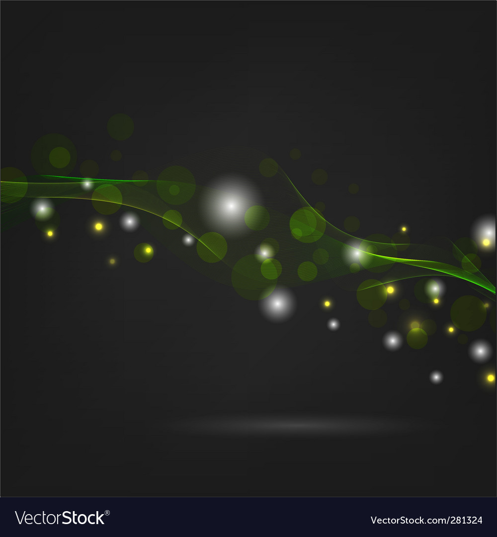 Glowing lines vector | Price: 1 Credit (USD $1)