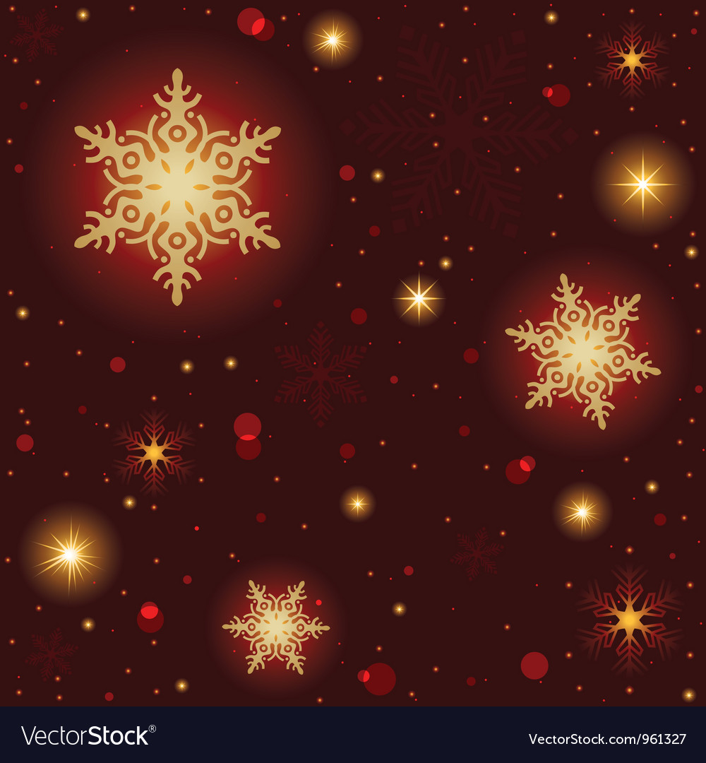 Fire snowflakes pattern vector   Price: 1 Credit (USD $1)