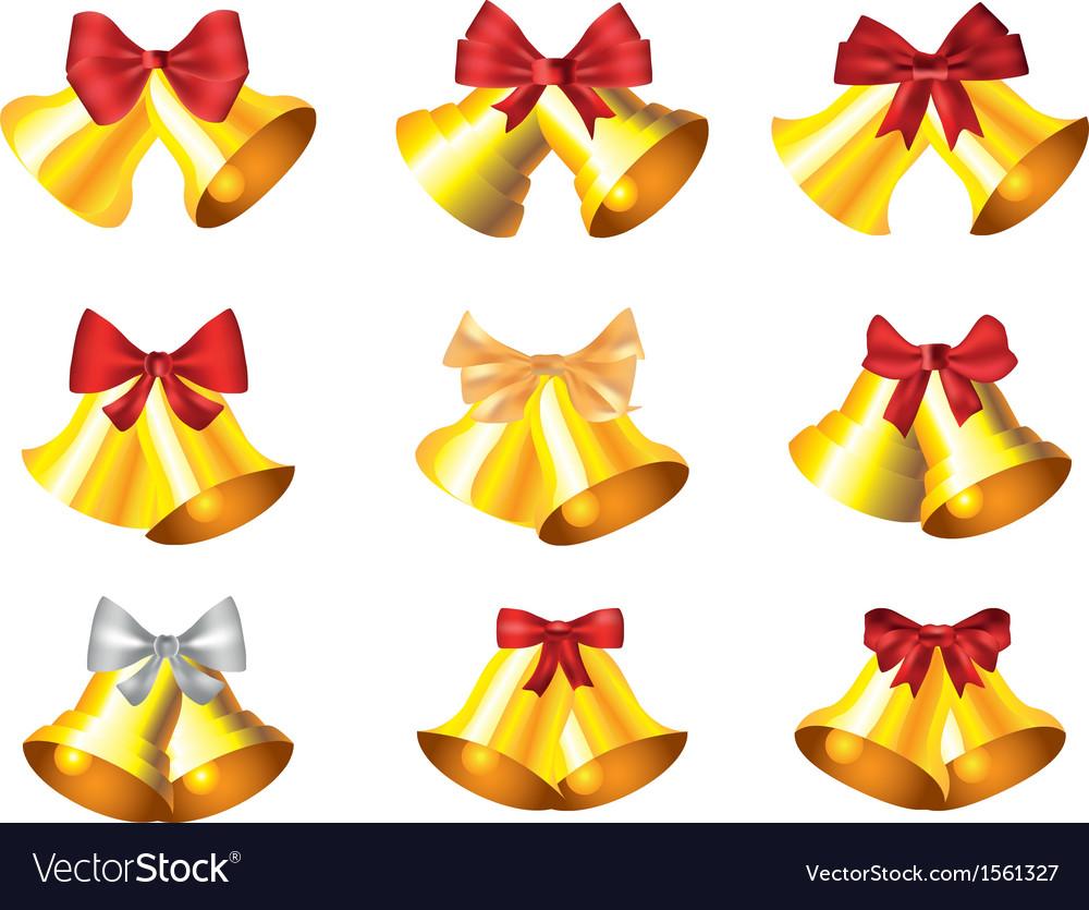 Jingle bells vector | Price: 1 Credit (USD $1)