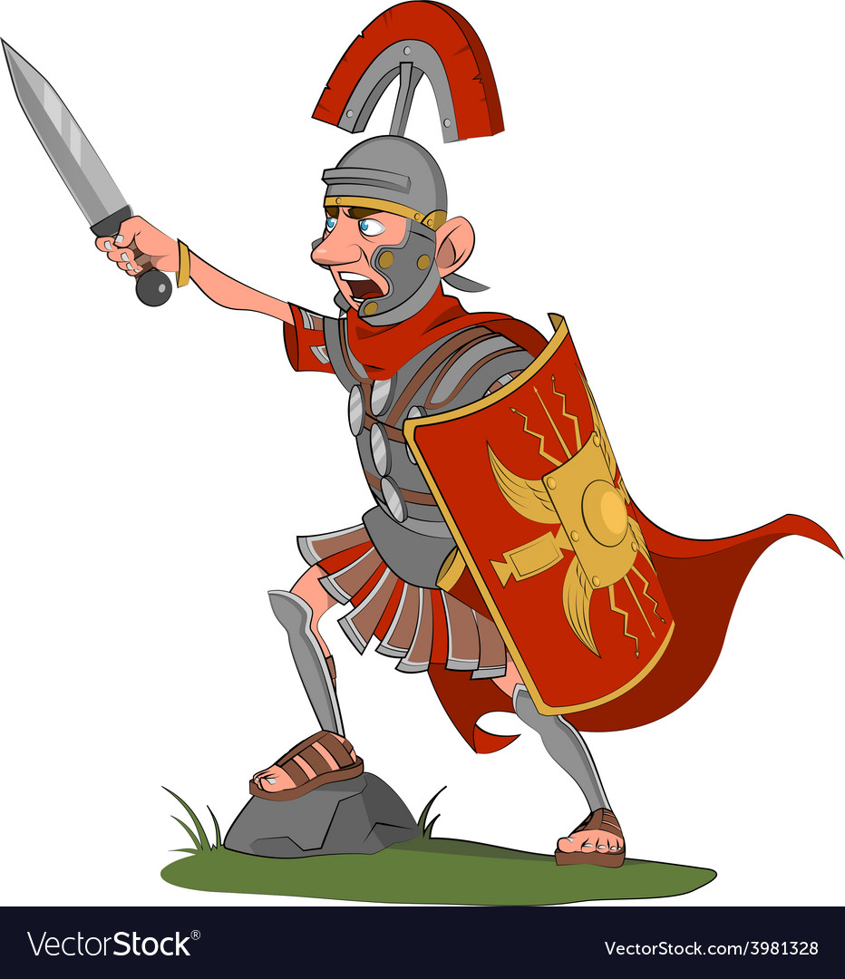 Centurion vector | Price: 1 Credit (USD $1)