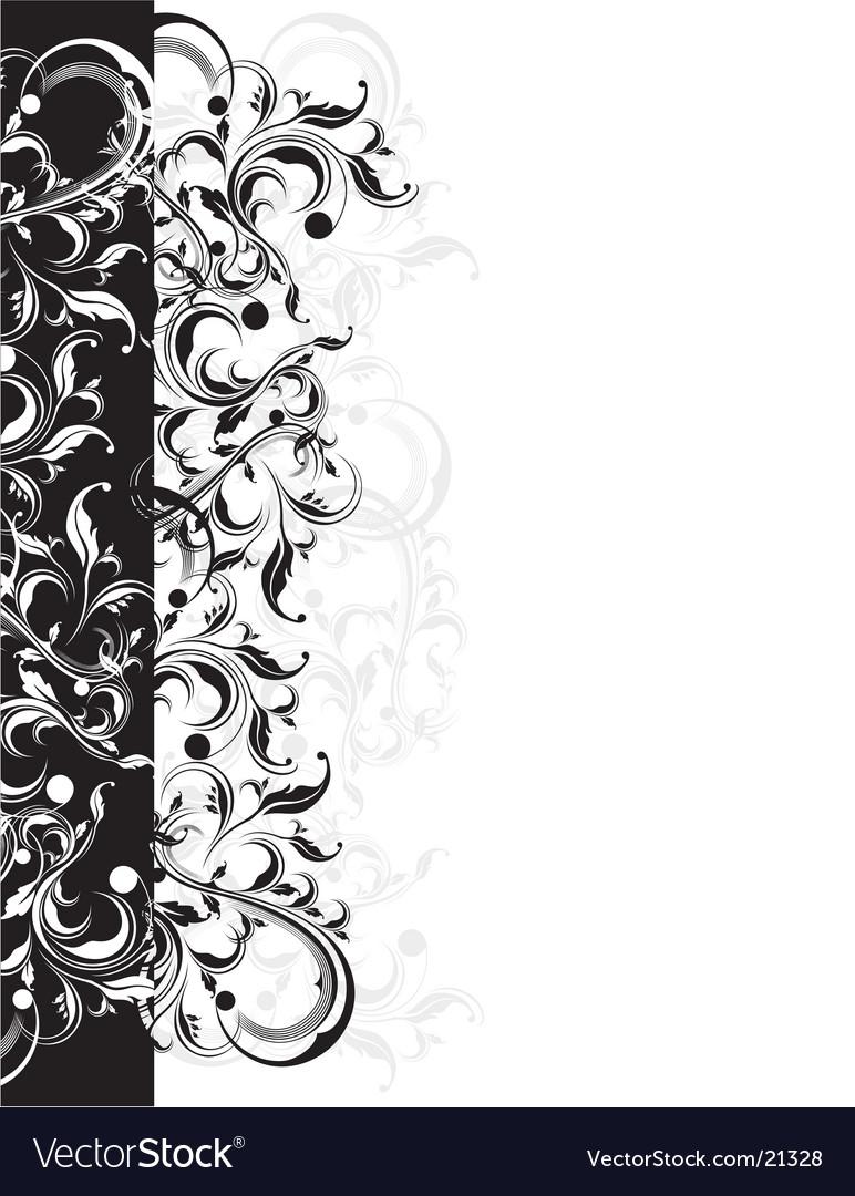 Ornamenta border vector | Price: 1 Credit (USD $1)