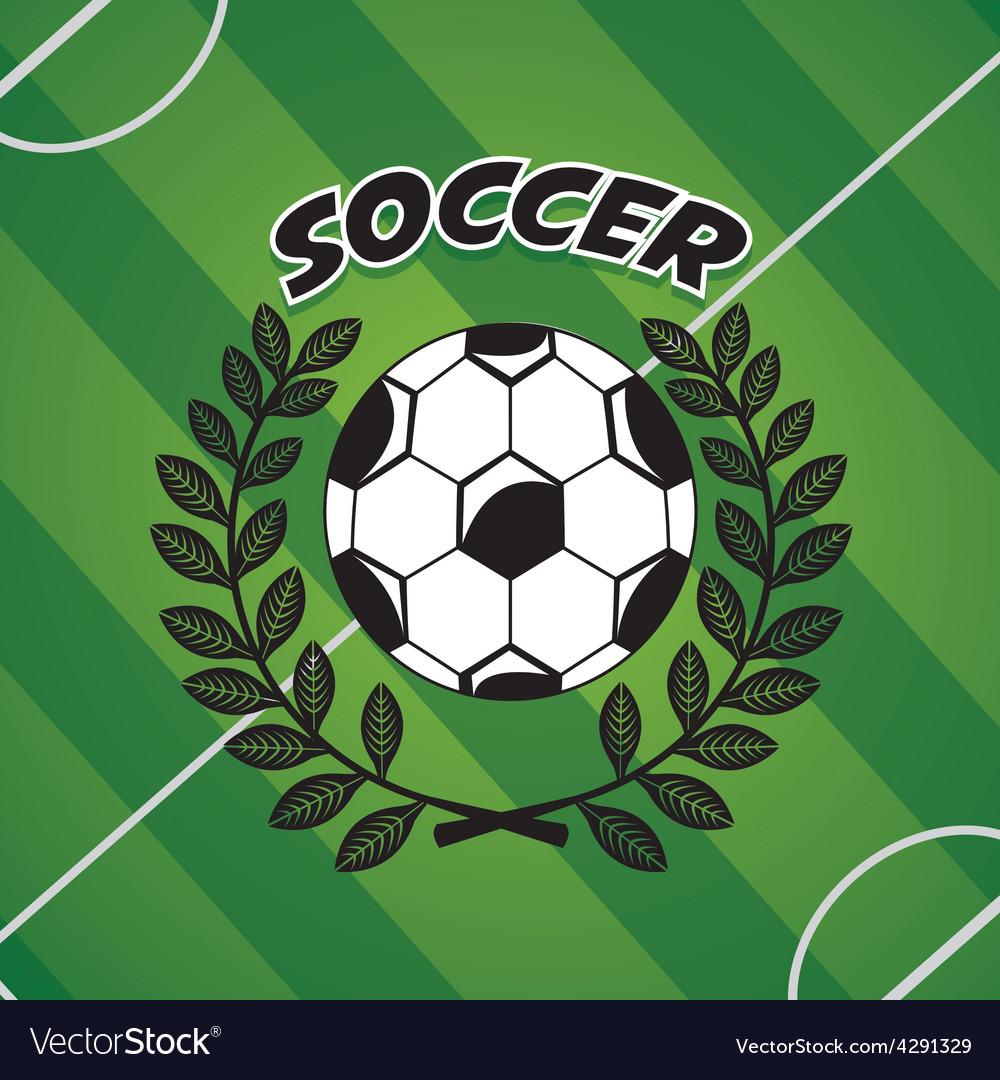 Soccer sport vector   Price: 1 Credit (USD $1)