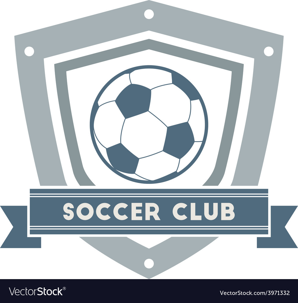 Soccer club vector | Price: 1 Credit (USD $1)