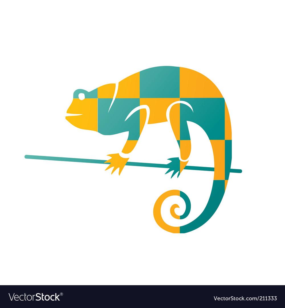 Chameleon vector   Price: 1 Credit (USD $1)