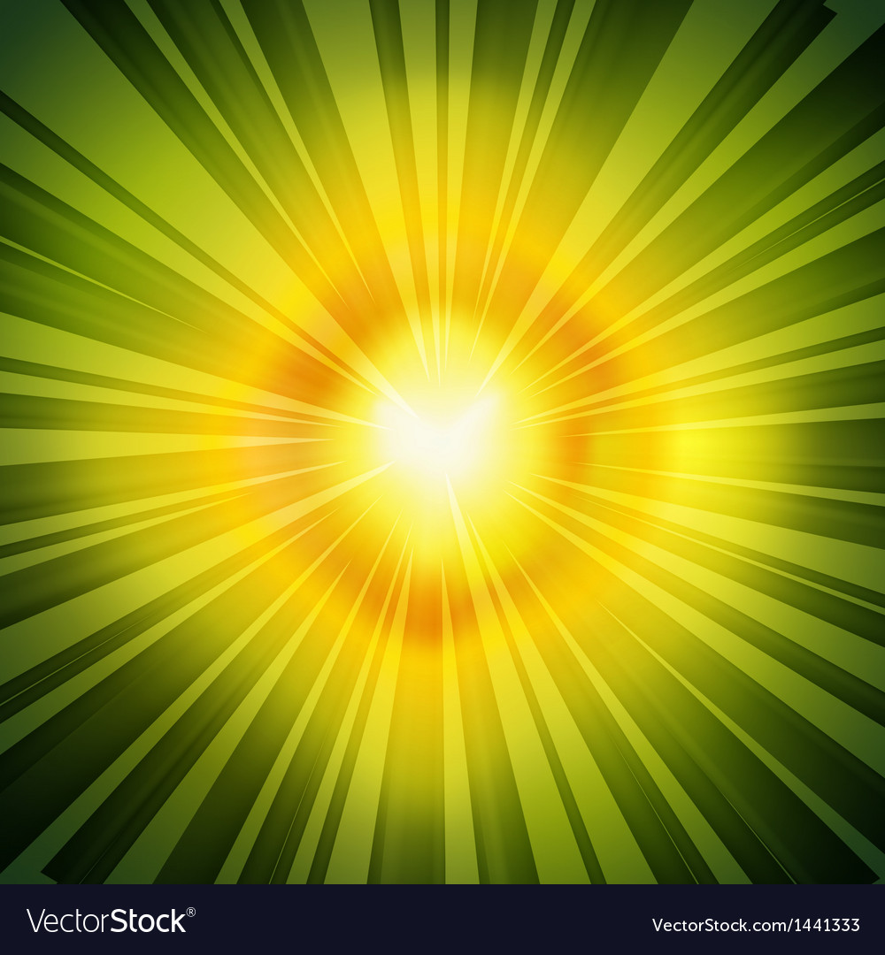 Radial rays background vector | Price: 1 Credit (USD $1)
