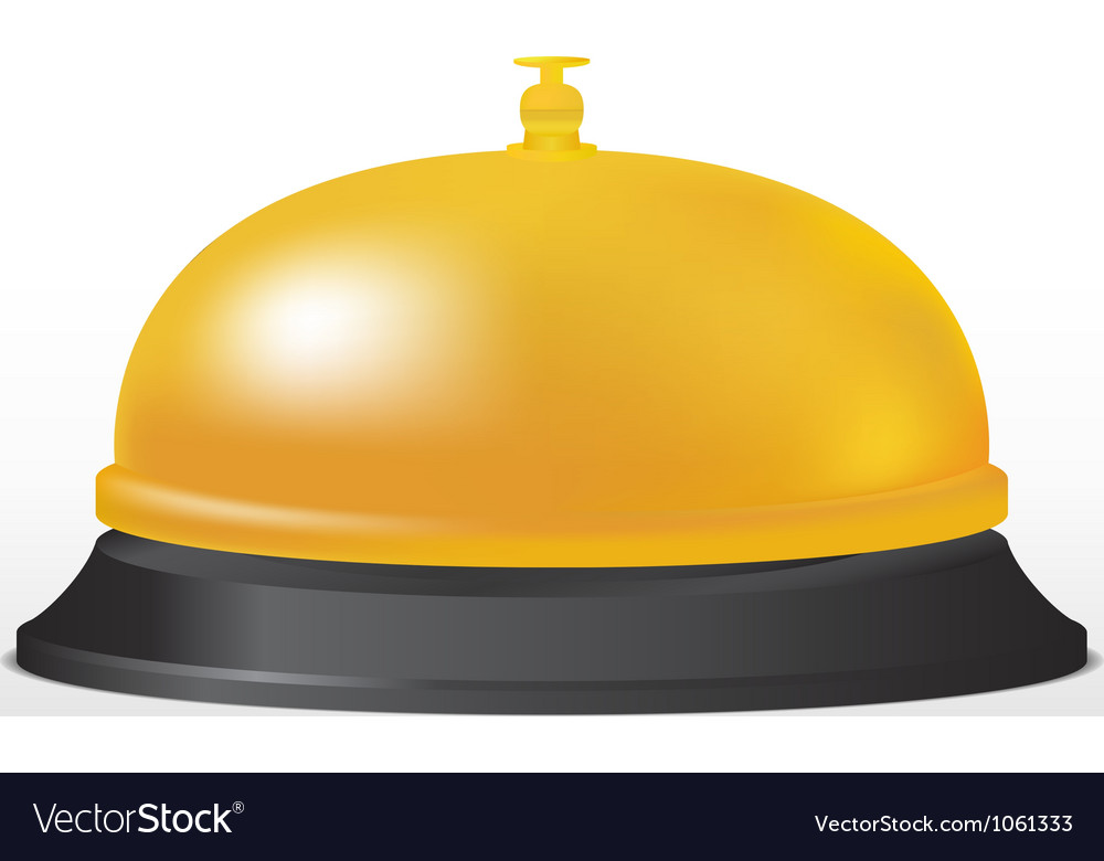 Service bell vector   Price: 1 Credit (USD $1)