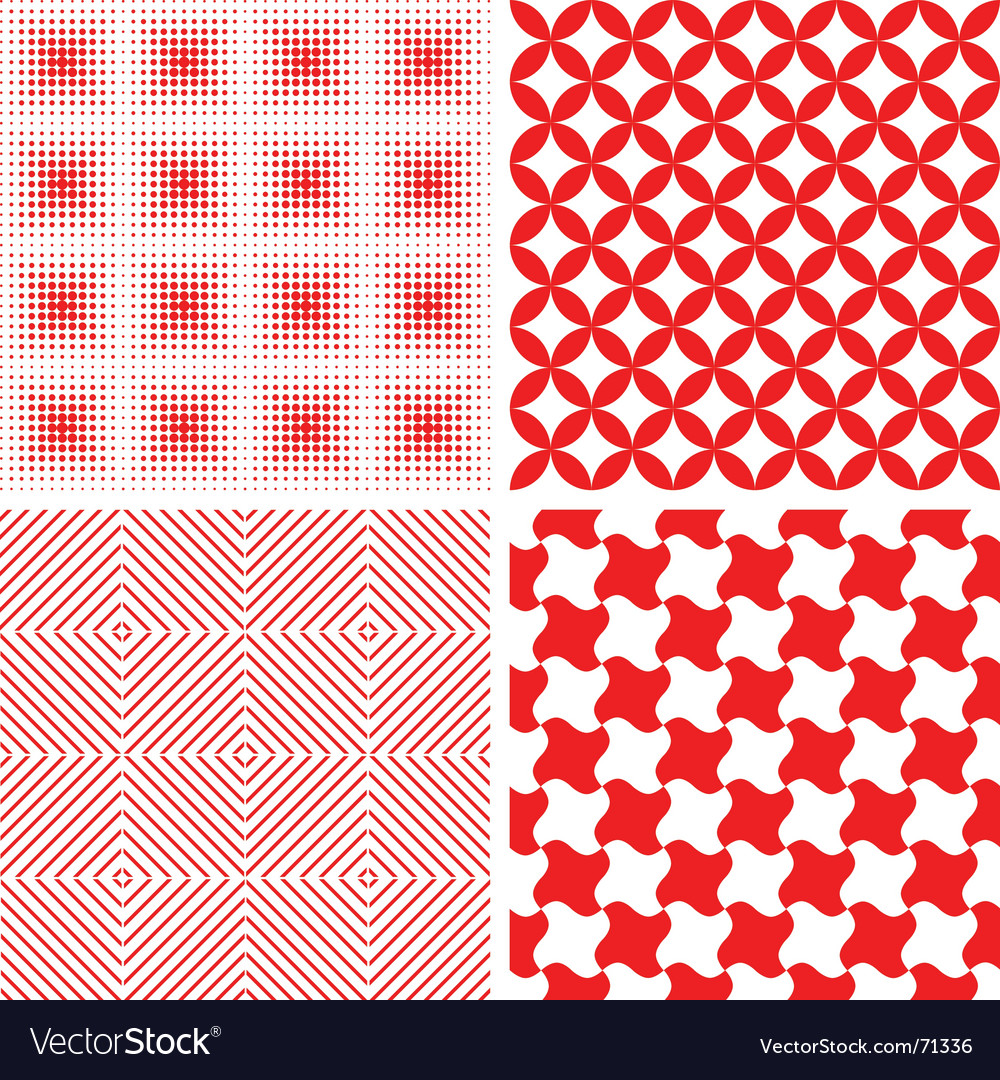 Seamless repeat pattern abstract background vector | Price: 1 Credit (USD $1)