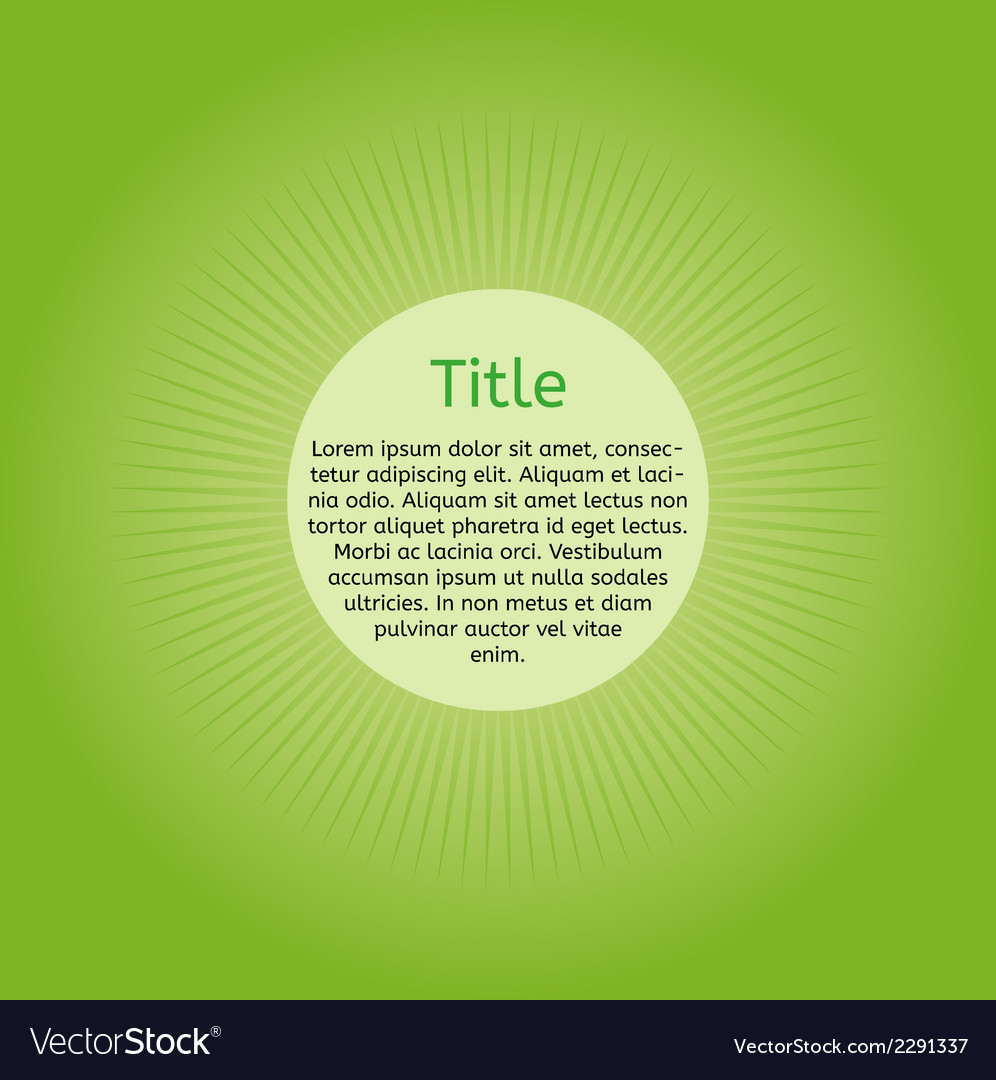 Infographics - one star option label vector | Price: 1 Credit (USD $1)