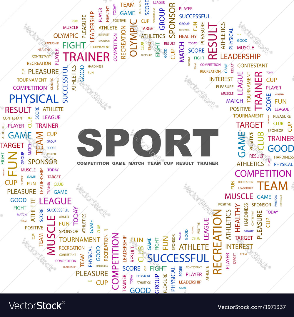 Sport vector   Price: 1 Credit (USD $1)