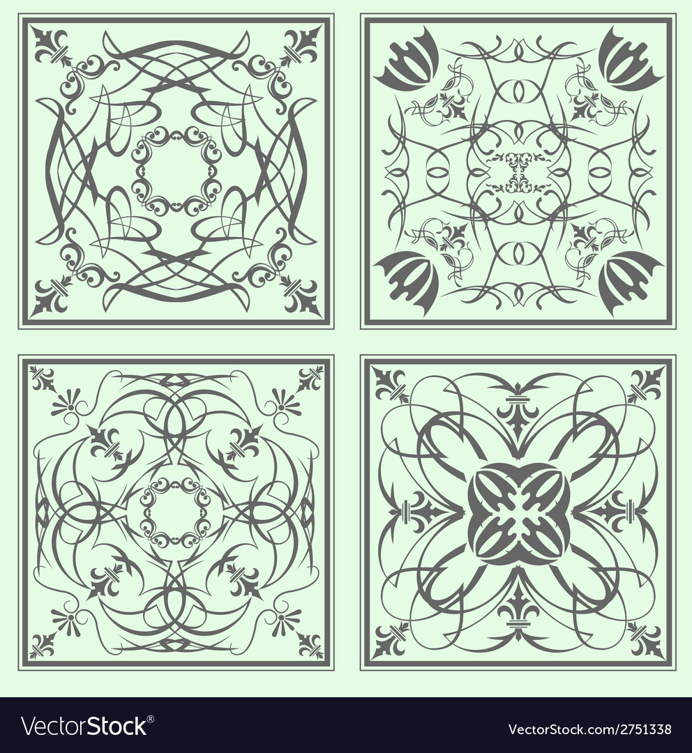 Al 0721 tiles 02 vector | Price: 1 Credit (USD $1)