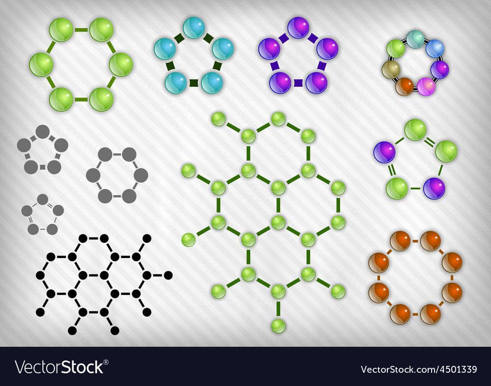 Chemist set vector | Price: 1 Credit (USD $1)