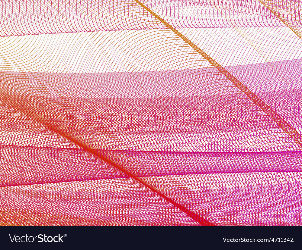 Abstract grid lines vector | Price: 1 Credit (USD $1)