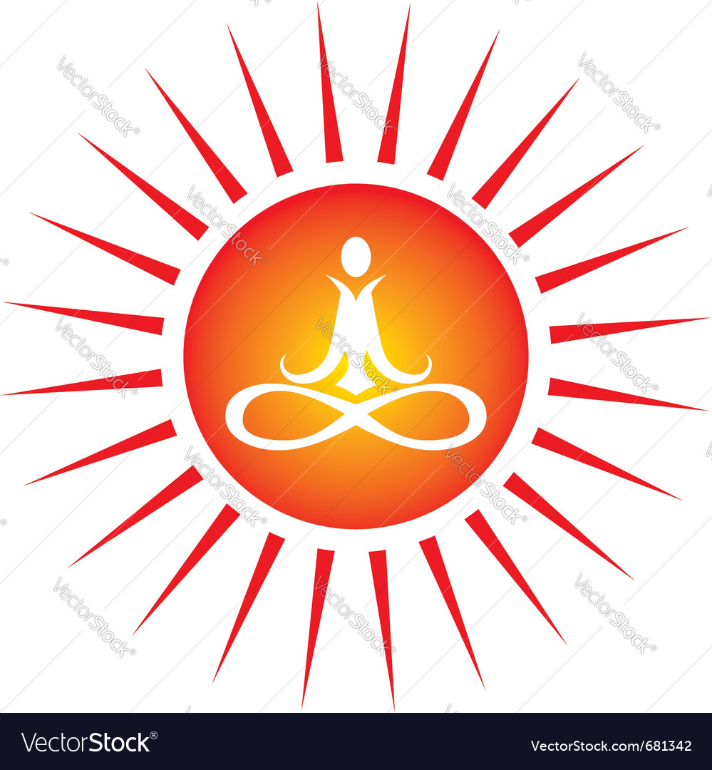 Yoga energy vector | Price: 1 Credit (USD $1)