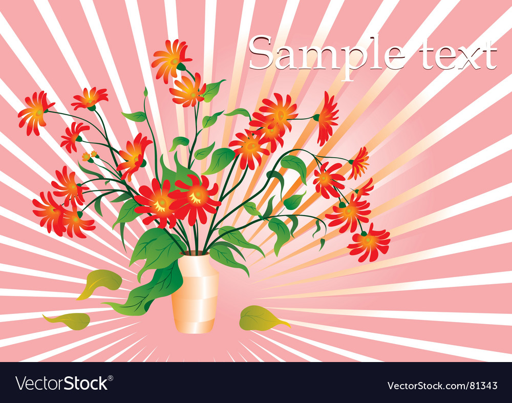 Floral template vector   Price: 1 Credit (USD $1)