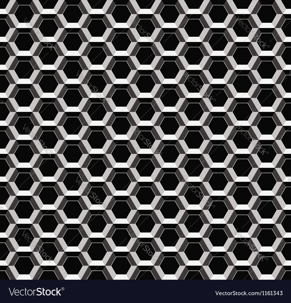 Seamless metal lattice pattern vector | Price: 1 Credit (USD $1)