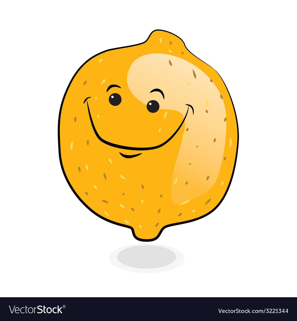 Doodle orange fruit vector | Price: 1 Credit (USD $1)