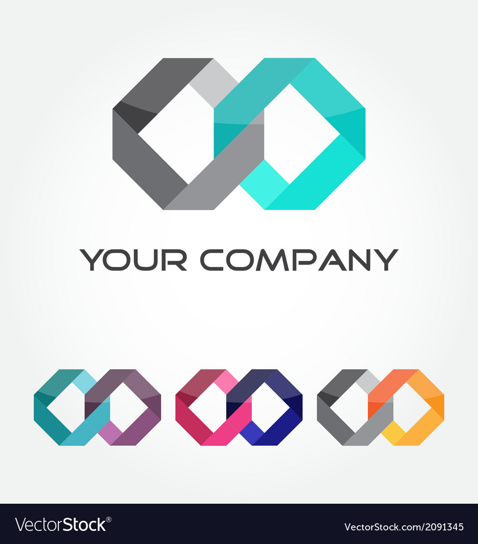 Logo design for your company vector | Price: 1 Credit (USD $1)