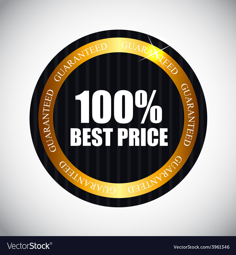 Best price golden label vector | Price: 1 Credit (USD $1)