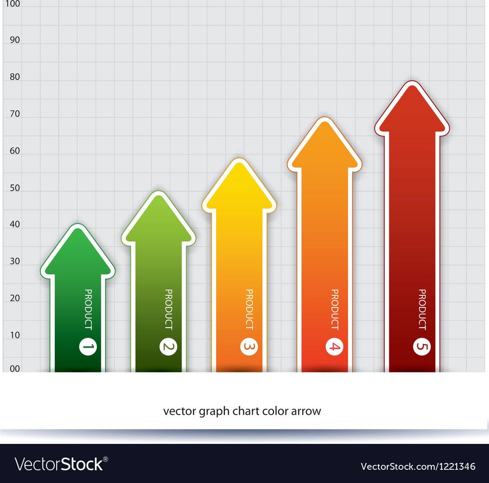 Growth arrow vector | Price: 1 Credit (USD $1)