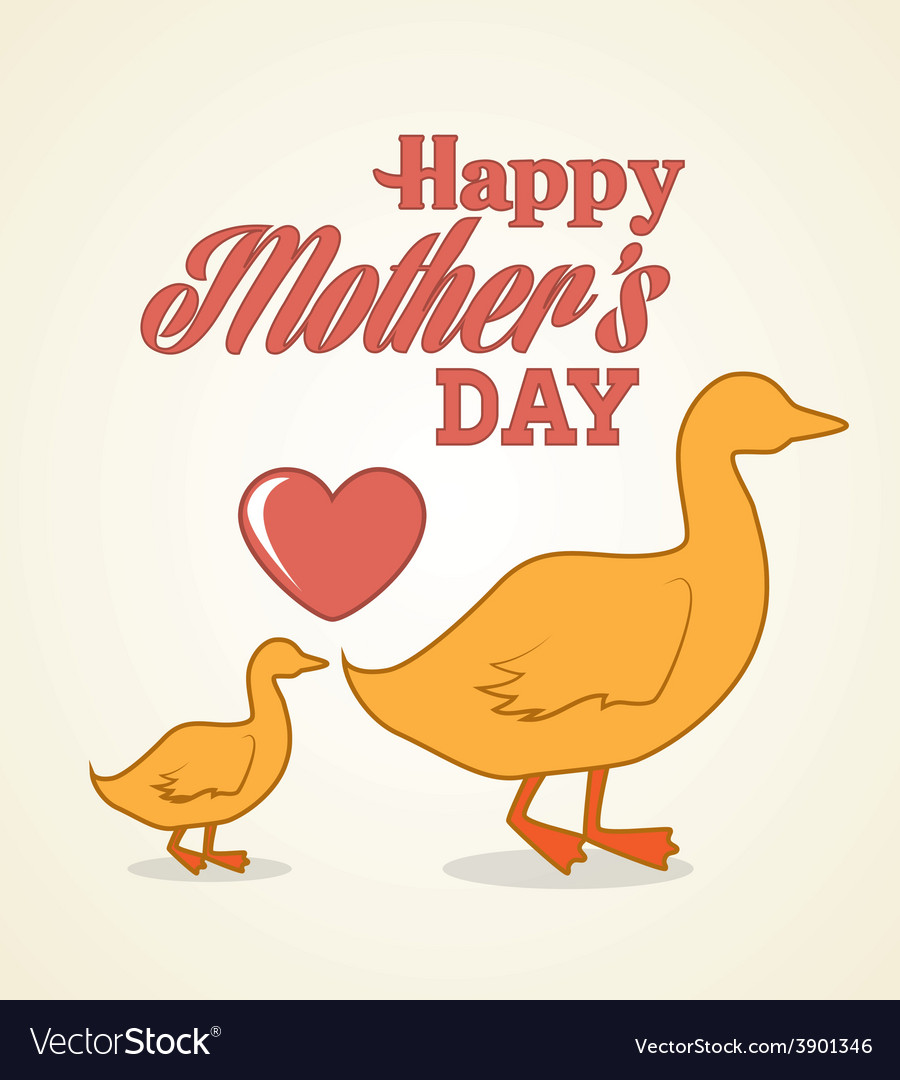 Mothers day design vector | Price: 1 Credit (USD $1)