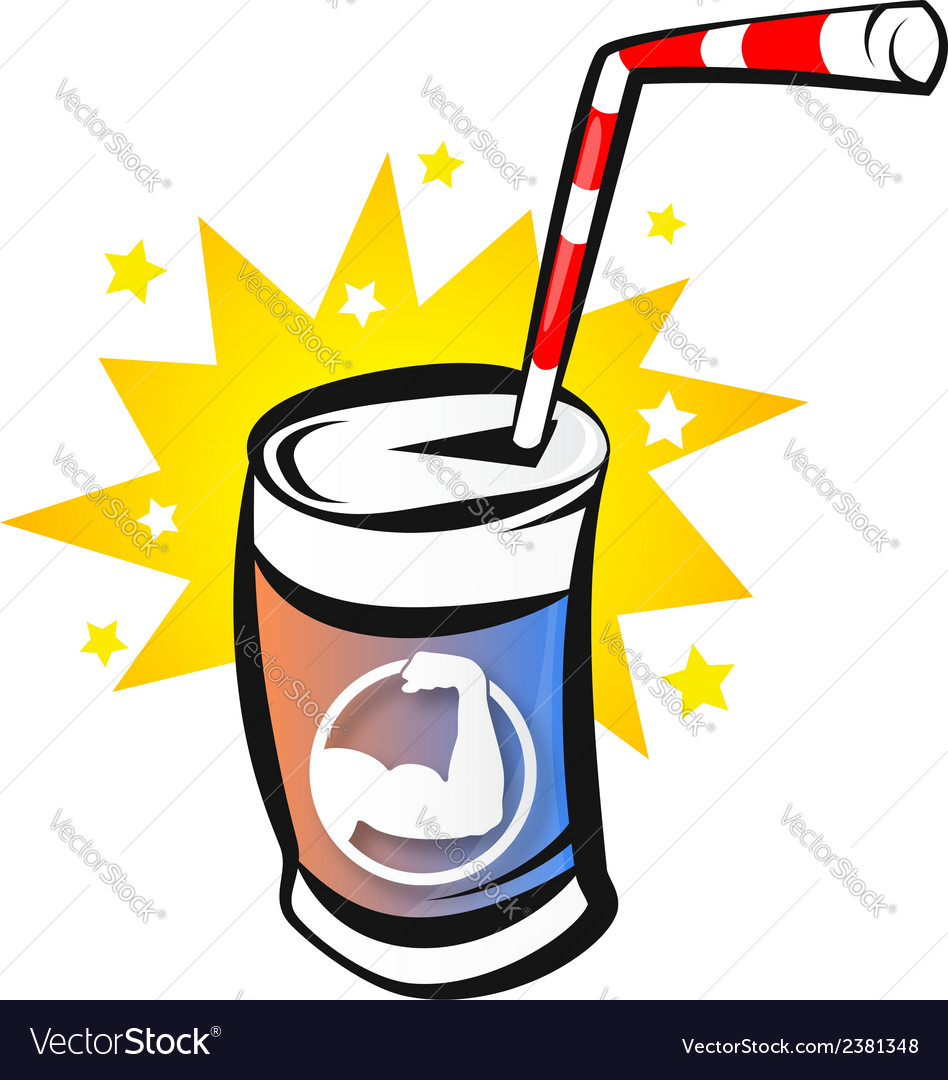 Energy drink vector | Price: 1 Credit (USD $1)