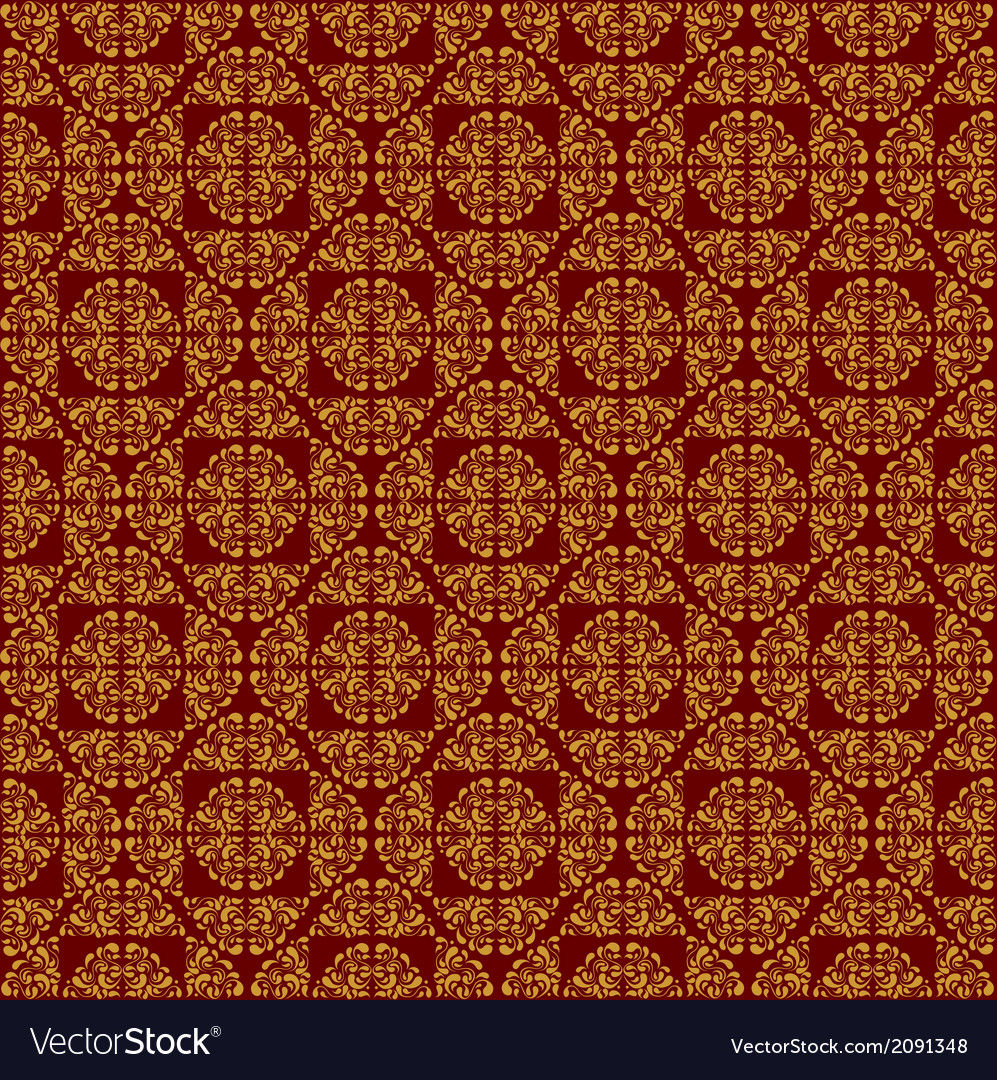 Luxurious pattern vector | Price: 1 Credit (USD $1)