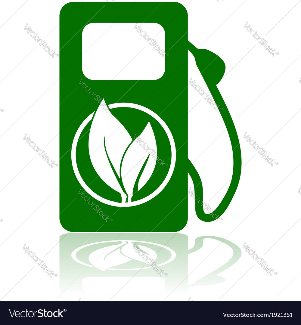 Green fuel vector | Price: 1 Credit (USD $1)