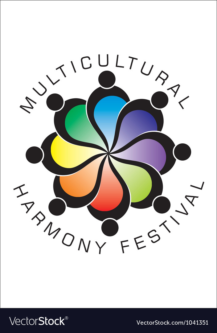Harmony festival vector | Price: 1 Credit (USD $1)