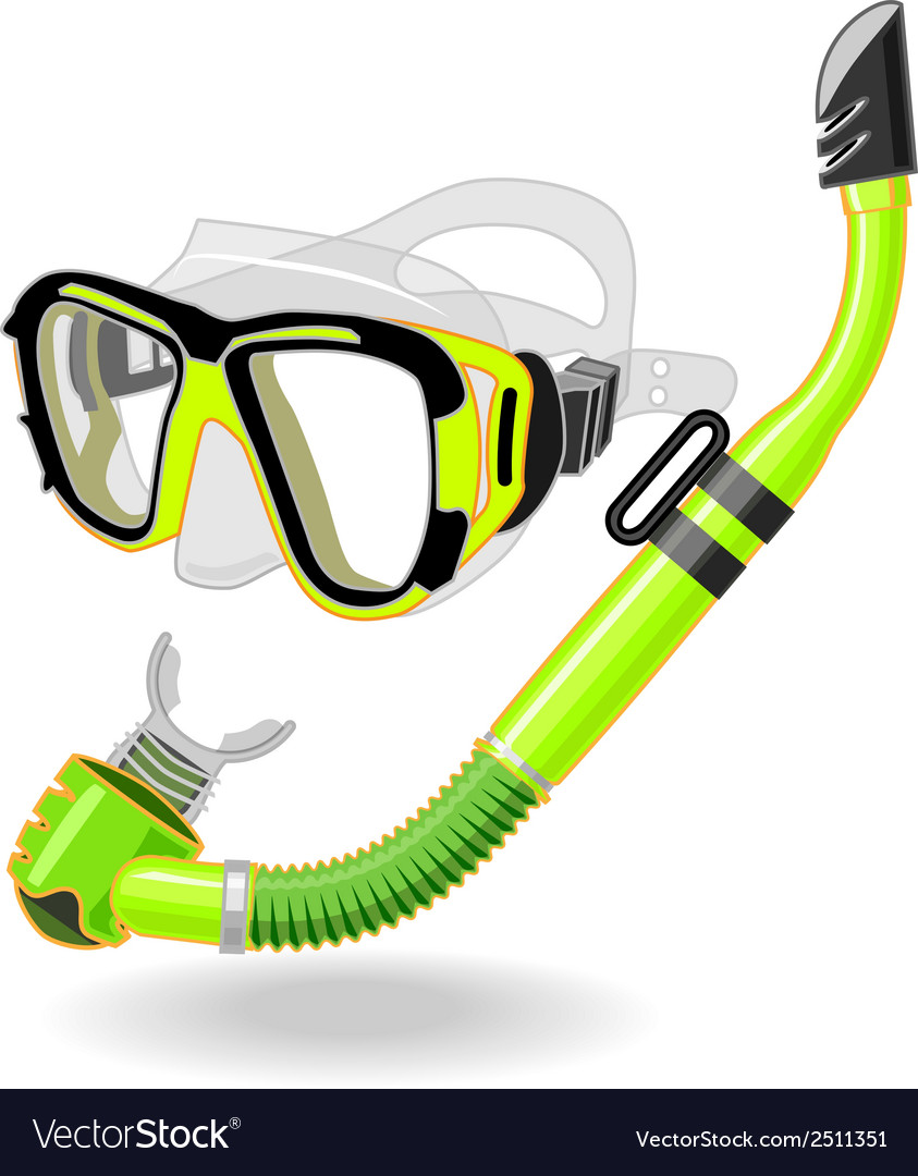 Snorkel vector | Price: 1 Credit (USD $1)