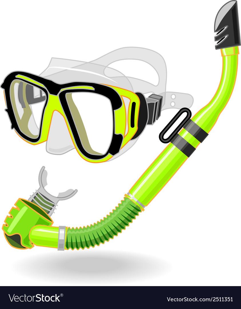 Snorkel vector | Price: 1 Credit (USD $1)